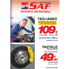 catalogo saf car service